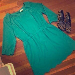 Gianni Bini Kelly Green Dress